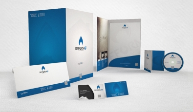 Reform Facility Corporate Identity - Grafik Tasarım