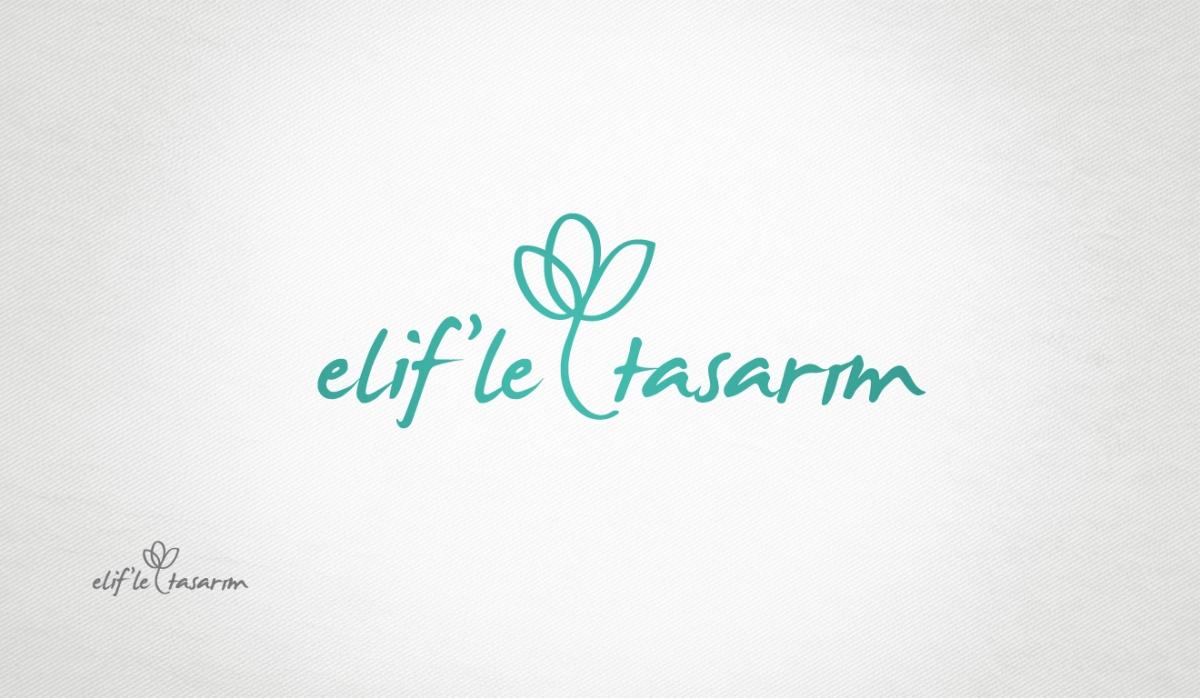 Elifle Tasarım Logotype Design - Graphic Design