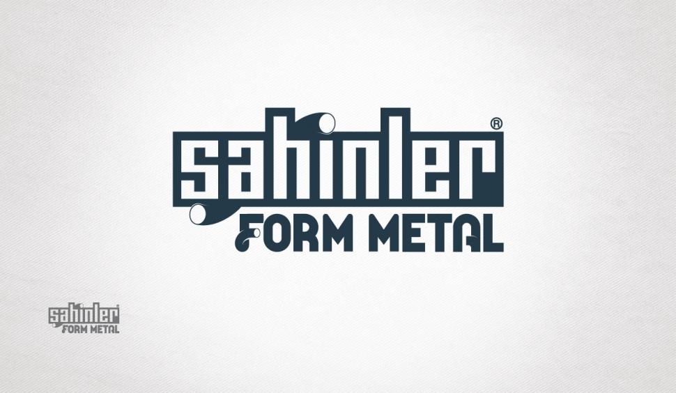 Şahinler Metal Logo Tasarımı - Grafik Tasarım