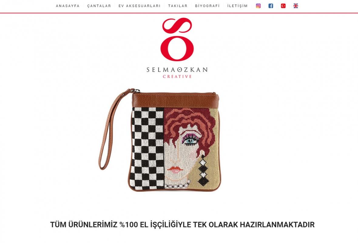 Selma Özkan Creative Website Design - Web Design