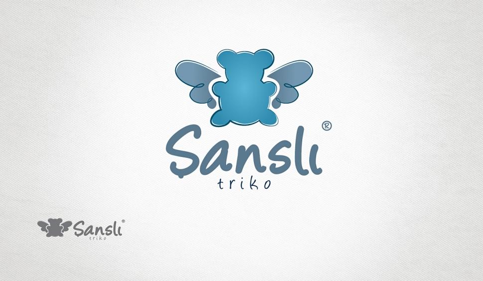 Şanslı Triko Logo tasarımı - Grafik Tasarım