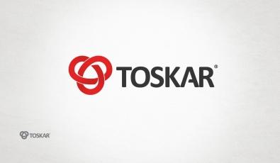Toskar Makina Logo Tasarımı - Grafik Tasarım