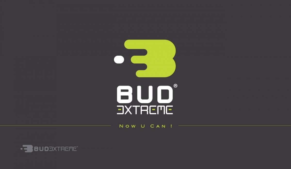 Bud Extreme Logo Design - Graphic Design