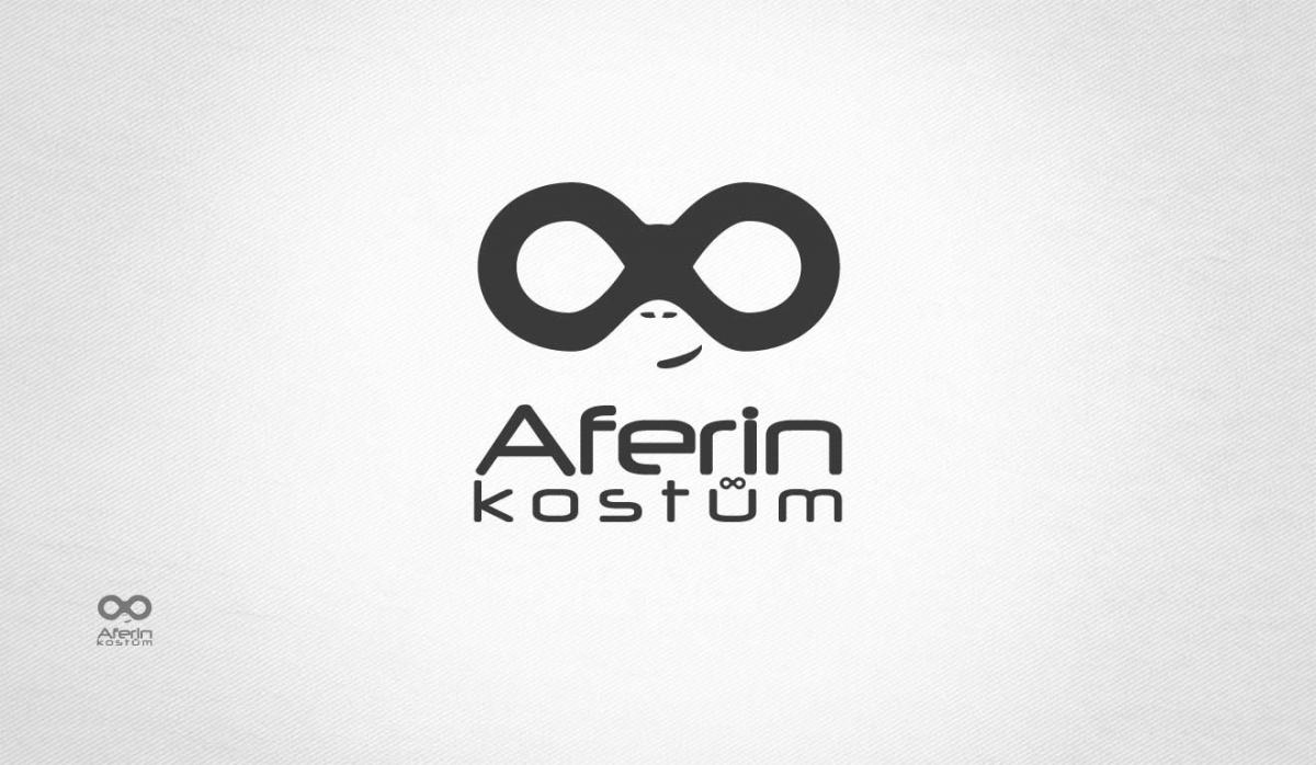 Aferin Kostüm Logotype Design - Graphic Design