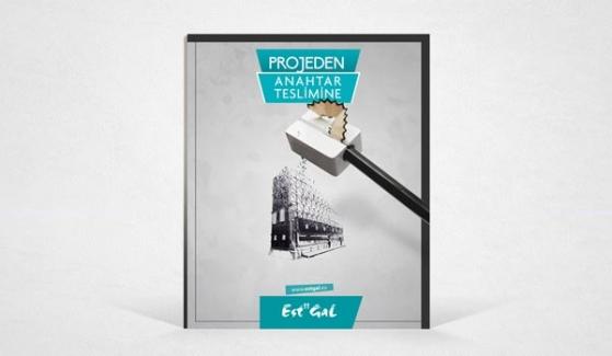 Est-Gal Reklam Tasarımı - Grafik Tasarım