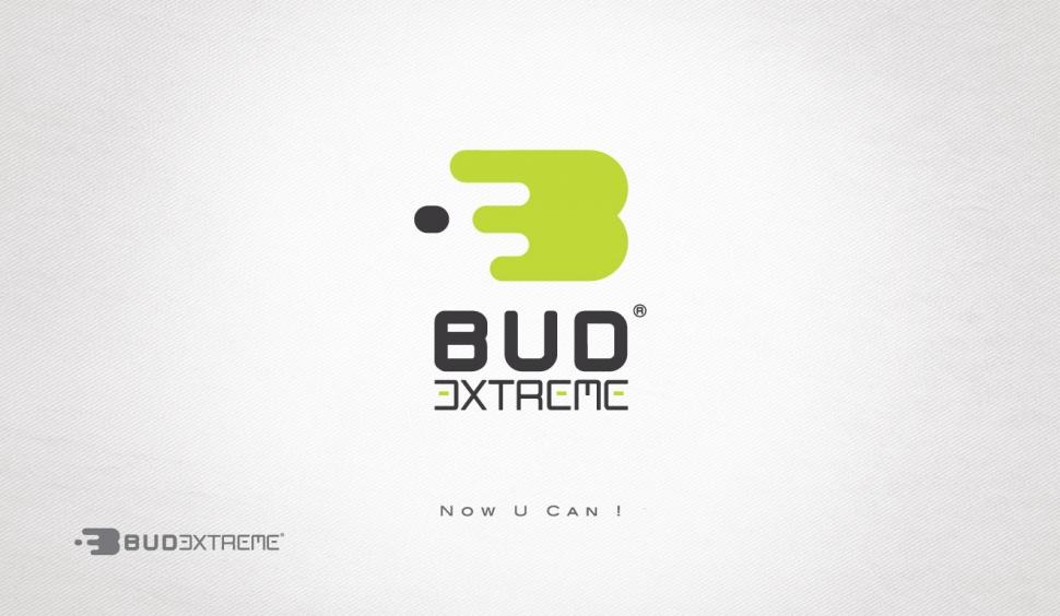 Bud Extreme Logo Tasarımı - Grafik Tasarım