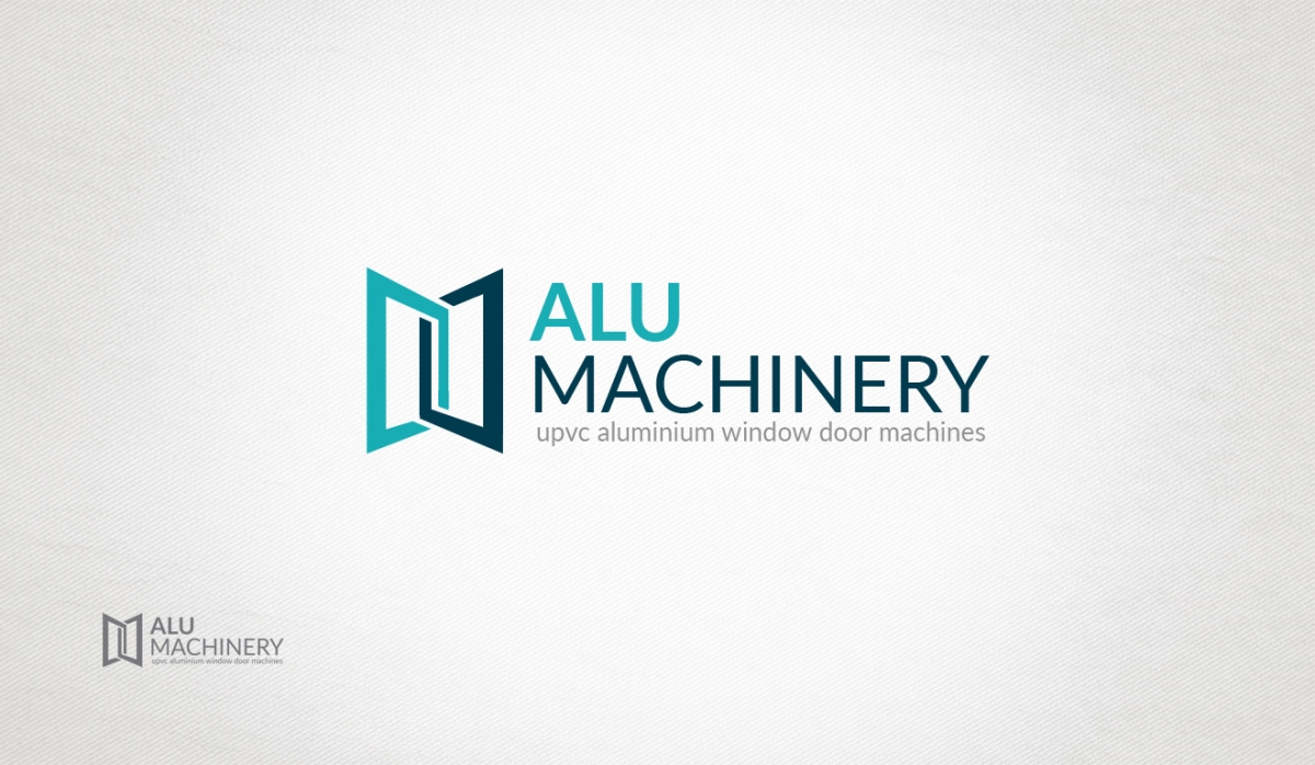 Alu Machinery Logotype Design - Graphic Design