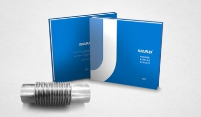 Kuzuflex Metal Hose Brandbook - Grafik Tasarım