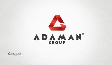 Adaman Group Logotype Design - Grafik Tasarım