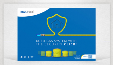 Kuzuflex Metal Hose Advertisement Design - Grafik Tasarım