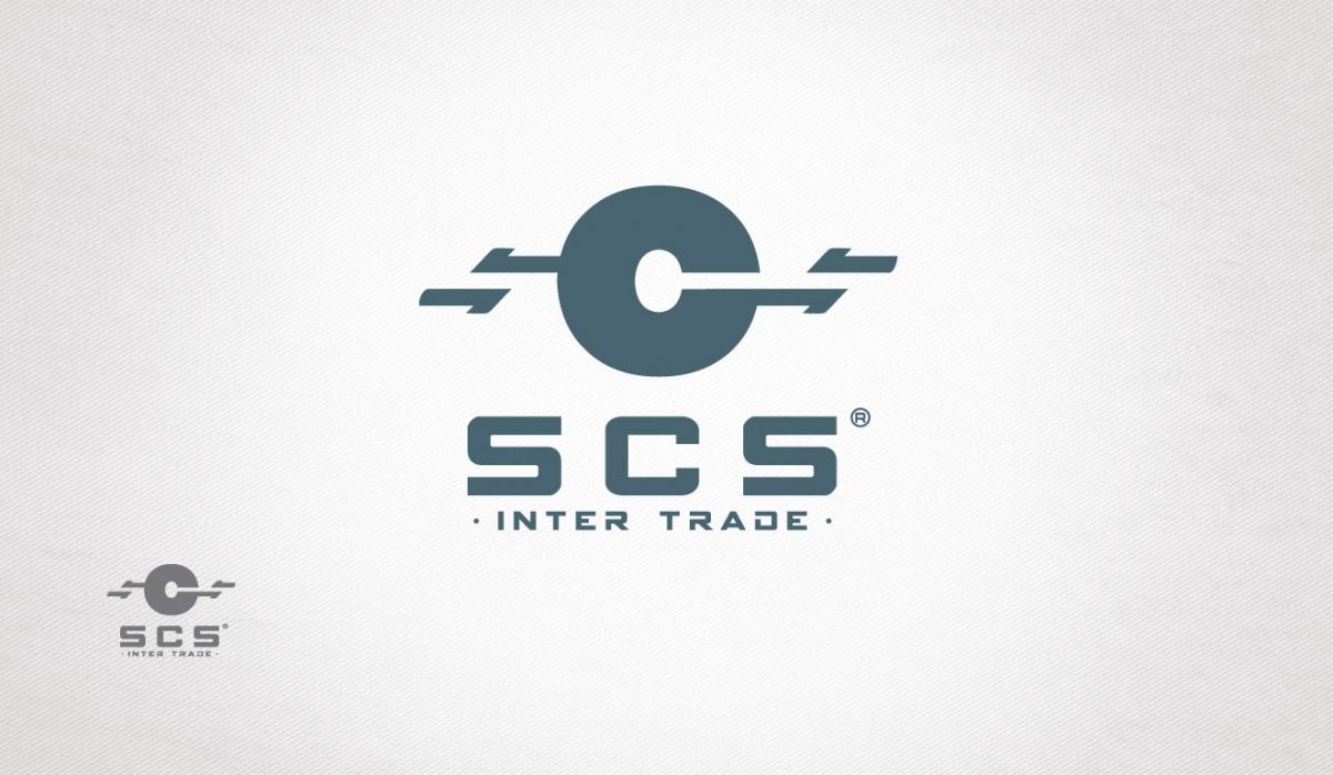 SCS Intertrade Logo Design - Graphic Design