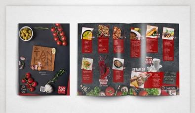 Dr. Tanhan Tesisleri Broşür Tasarımı - Grafik Tasarım
