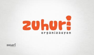 Zuhuri Organizasyon Logotype Design - Grafik Tasarım