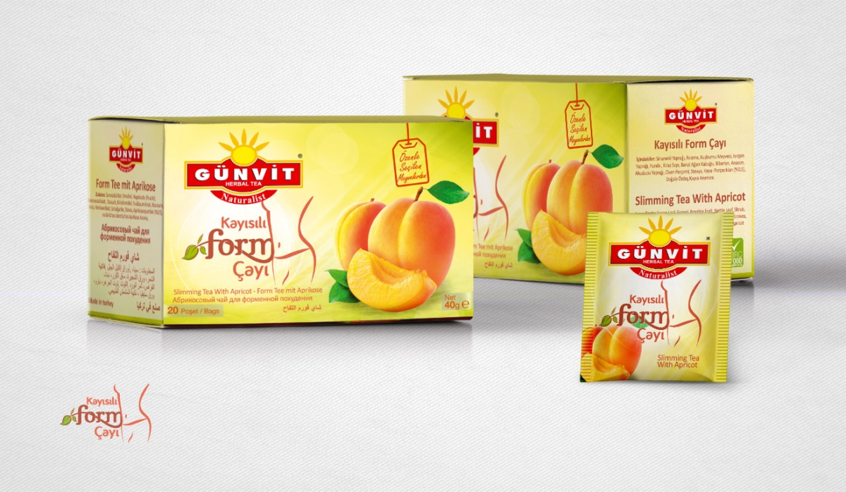 Günvit Packaging Label Design - Graphic Design