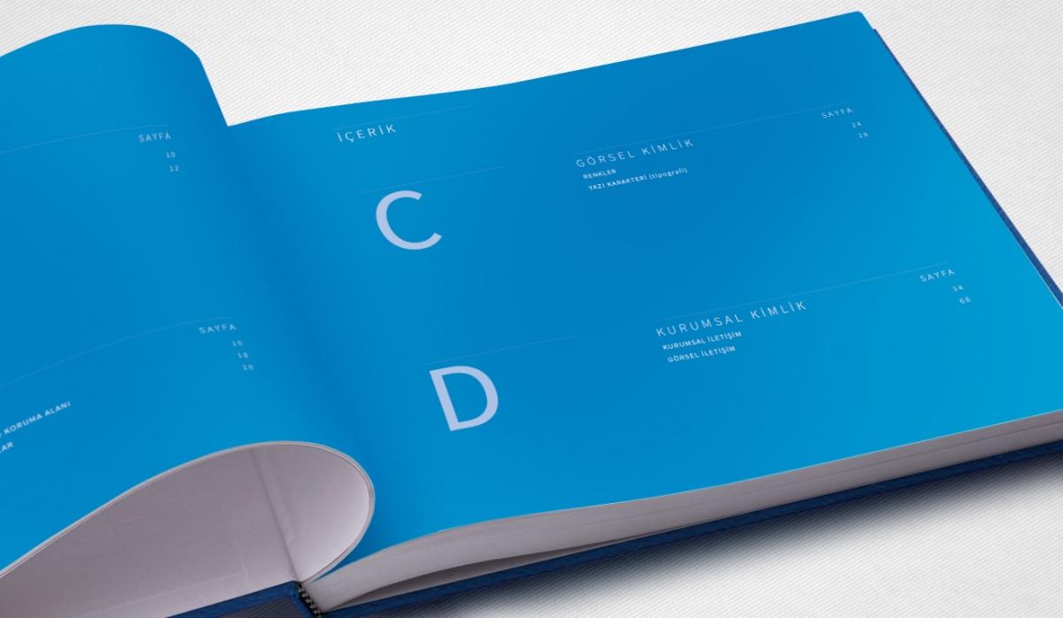 Kuzuflex Metal Hose Brandbook - Graphic Design