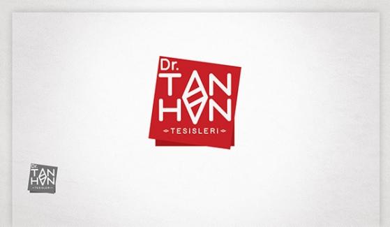 Dr. Tanhan Tesisleri Logo Tasarımı - Grafik Tasarım