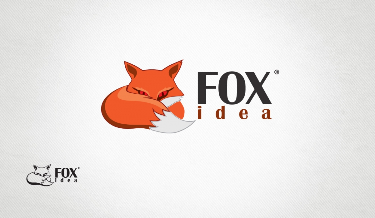 Fox Idea Logotype Design - Graphic Design