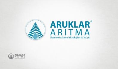 Aruklar Arıtma Logotype Design - Grafik Tasarım