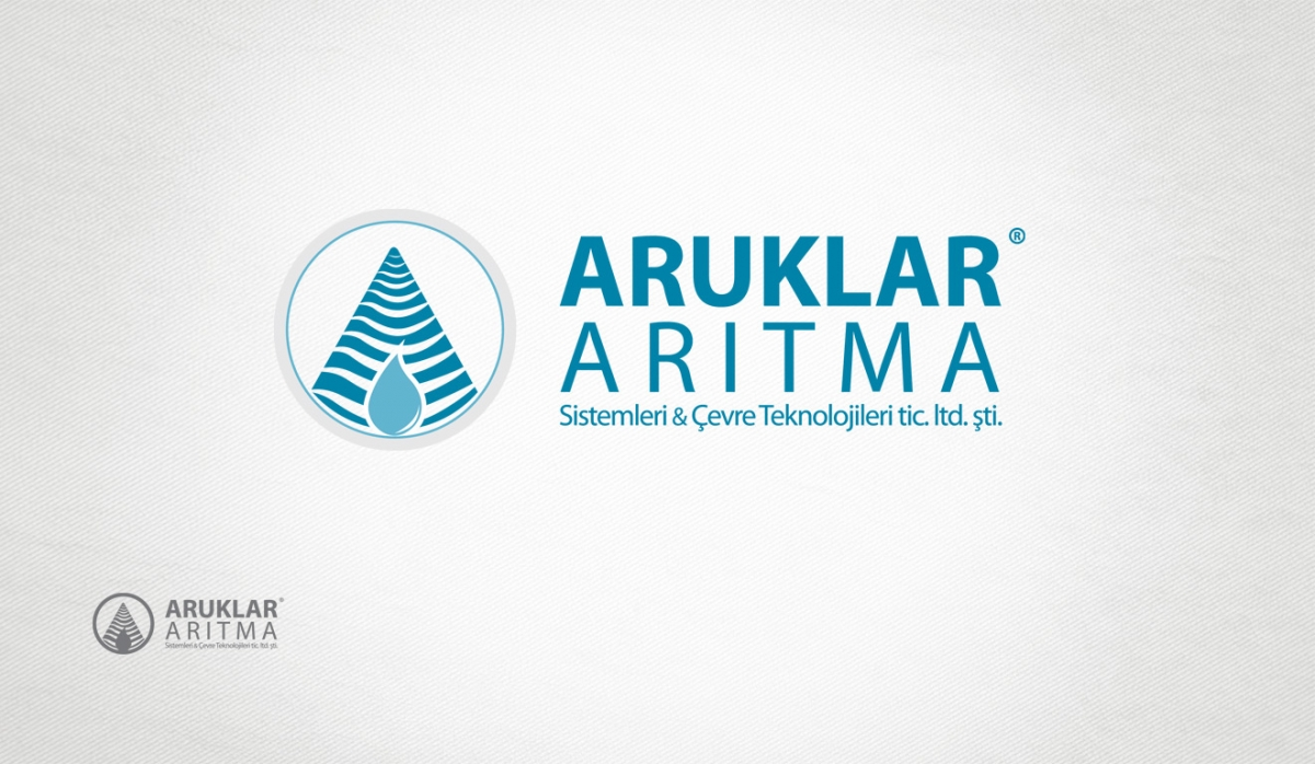Aruklar Arıtma Logotype Design - Graphic Design