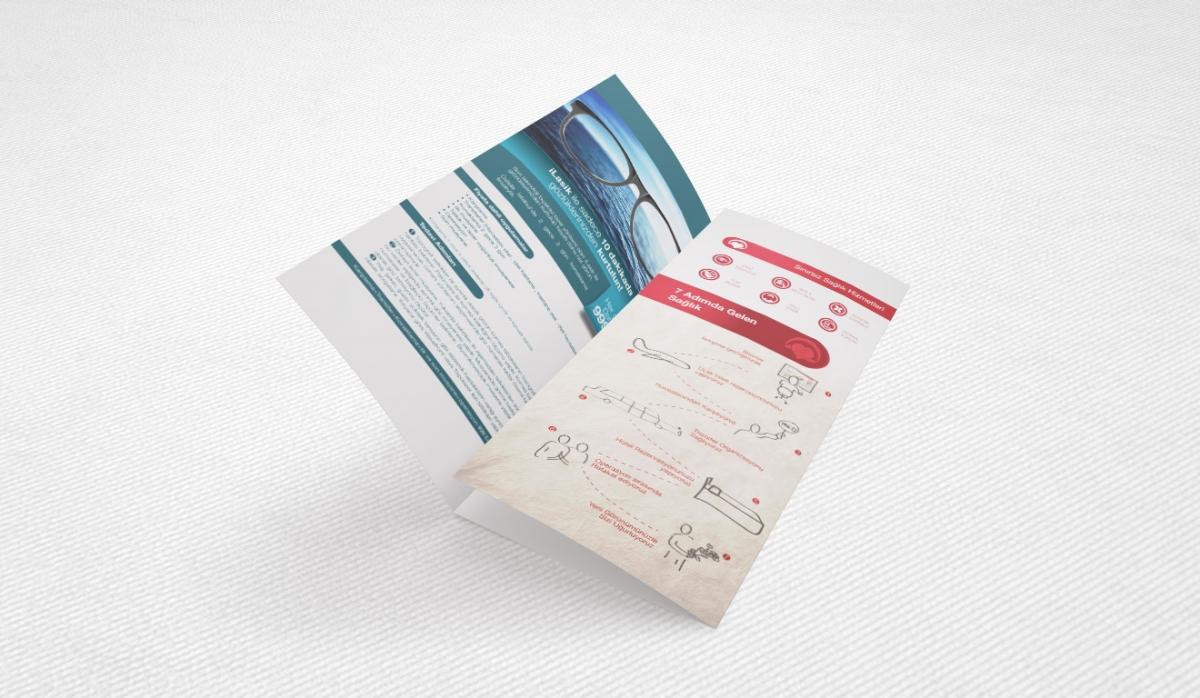 Med Expert Brochure Design - Graphic Design