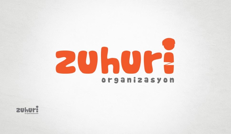 Zuhuri Organizasyon Logo Tasarımı - Grafik Tasarım