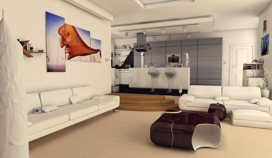 Silüet Tanıtım Ajansı 3D Architectural Modeling -