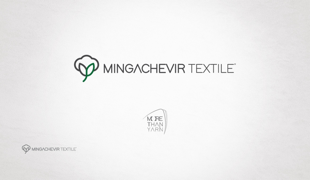 Mingachevir Textile Logo Design - Graphic Design