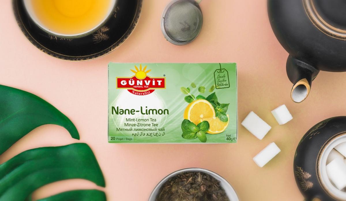 Günvit Packaging Label Design - Graphic Design