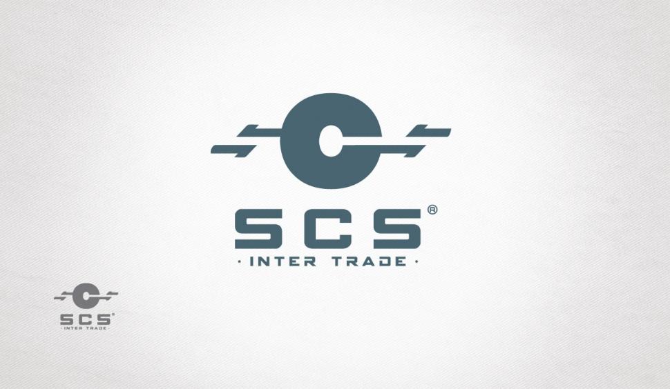 SCS Intertrade Logo Tasarımı - Grafik Tasarım