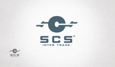 SCS Intertrade Logo Design - Grafik Tasarım