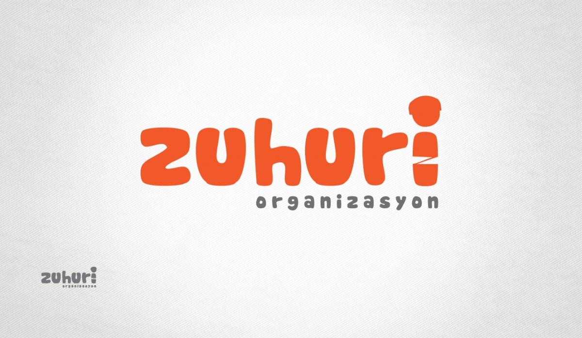 Zuhuri Organizasyon Logotype Design - Graphic Design