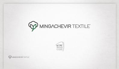Mingachevir Textile Logo Tasarımı - Grafik Tasarım
