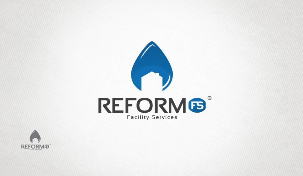 Reform Facility Logo Tasarımı - Grafik Tasarım