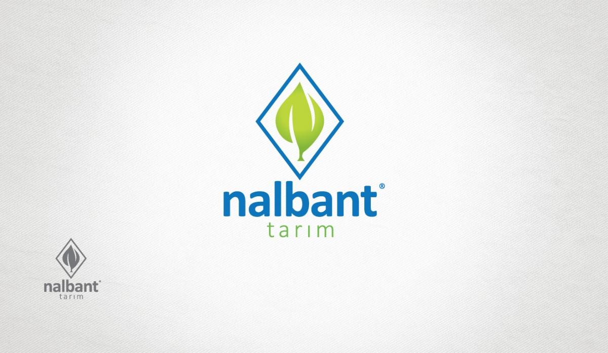 Nalbant Tarım Logotype Design - Graphic Design