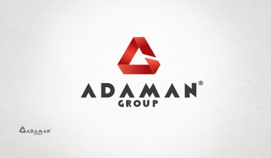 Adaman Group Logotype Design - Grafik Tasarım