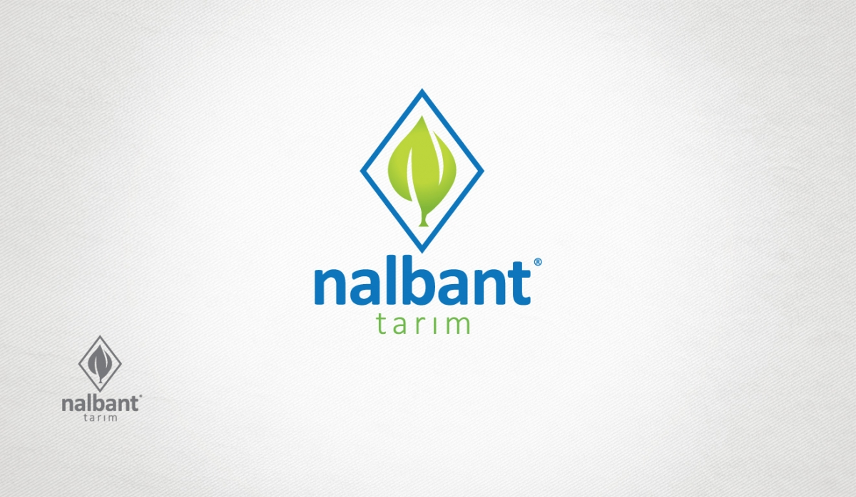 Nalbant Tarım Logotype Design - Graphic Design