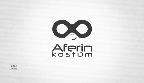 Aferin Kostüm Logotype Design - Graphic Design