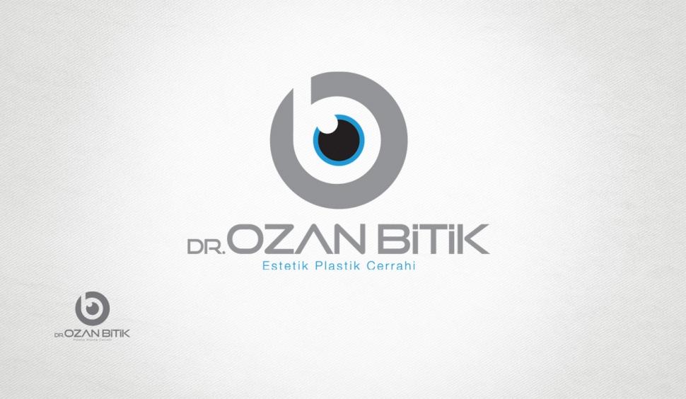 Dr. Ozan Bitik Logo Tasarımı - Grafik Tasarım